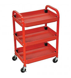 Luxor Compact Adjustable Height 3 She...