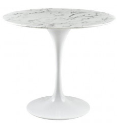 Modway Lippa 36 Artificial Marble Din...