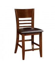 247SHOPATHOME dining-chairs Brown Cherry
