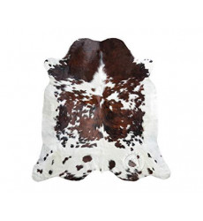 Tricolor Cowhide Rug Small Approx 5ft...