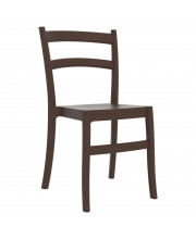 Tiffany Dining Chair Brown