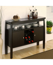 Benney Multi-storage buffet table