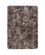 "30"" x 42"" Rectangular Gray Marble Laminate Table Top"