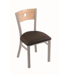 630 Voltaire 18inch Chair with Anodiz...