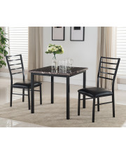 D107-4 Dining Table 30x30