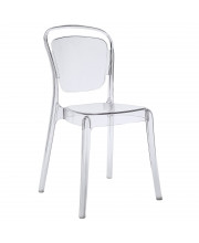 Entreat Dining Side Chair - Clear