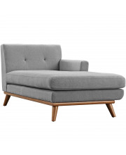 Engage Right-Facing Chaise - Expectation Gray