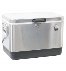 RIO Gear Stainless Steel Cooler - 54 ...