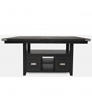 Altamonte Counter Height Dining Table - Dark Charcoal