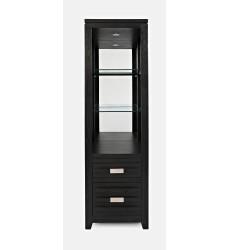 """Altamonte 22"""" Bookcase - Dark Charcoa..."""